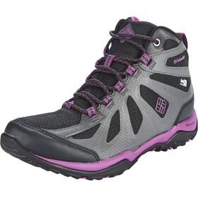 Columbia Peakfreak XCRSN II XCEL Mid Outdry - Chaussures Femme - gris/violet